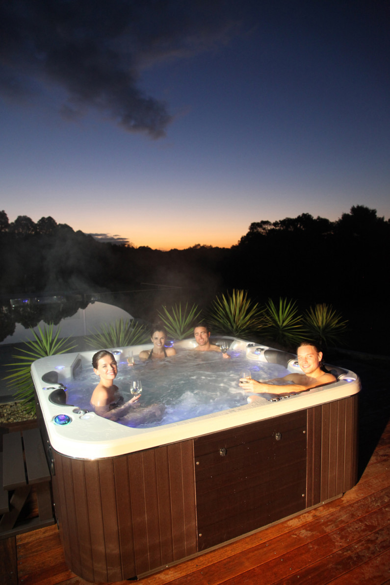 Spa Heating Solutions
