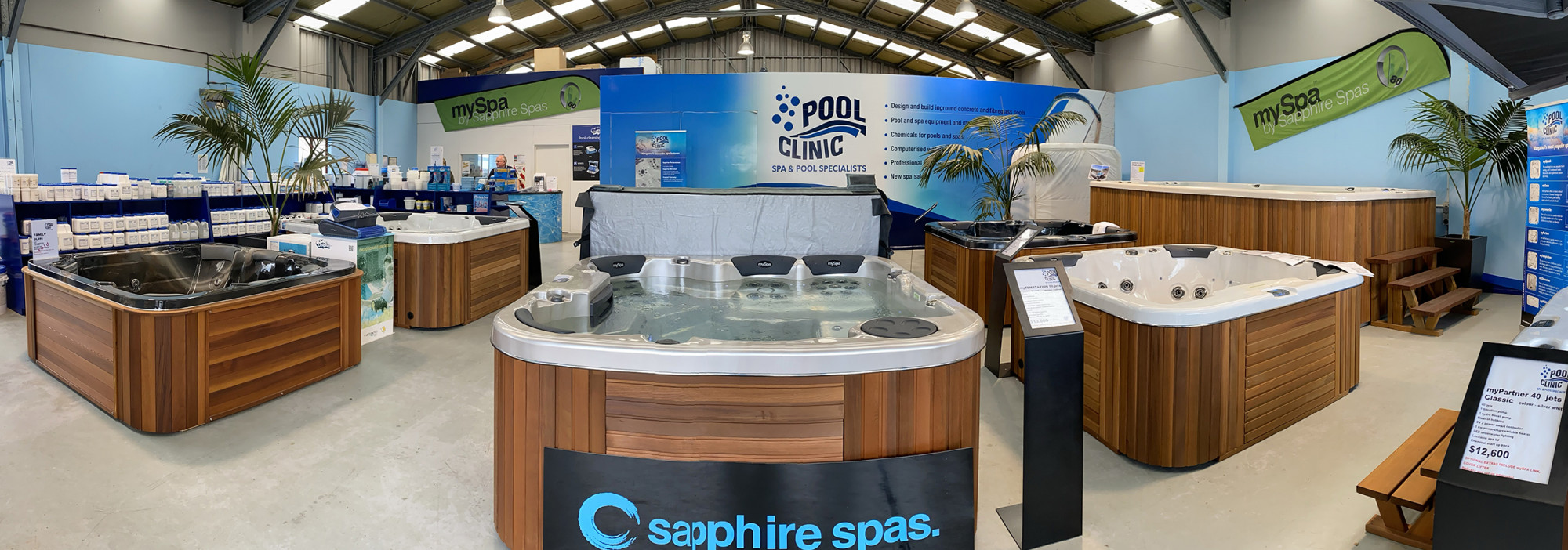 Swim Spa Pools Wanganui